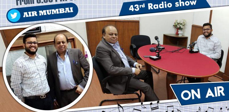 #IBG President Mr. Vikash Mittersain in conversation with Mr. Akshay Kumar – Director & Acting Principal – Vishva Vedanta School and Educationist & Counsellor