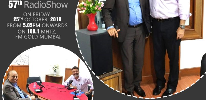 #IBG President Mr. Vikash Mittersain in conversation with Dr. Huzaifa Khorakwala – Executive Director of Wockhardt Limited & CEO of Wockhardt Foundation