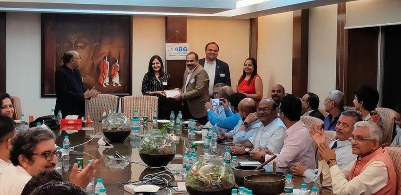 Members Business Builder Meet at IBG Office on 07.11.2019