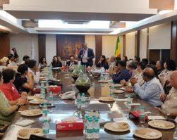 IBG Members Business Builder Meet at IBG Office on 11.12.2019