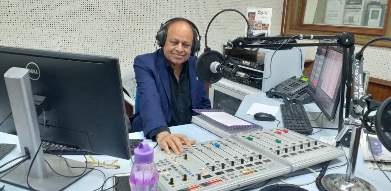 "#IBG President Mr. Vikash Mittersain's Live Radio interview on FM Rainbow 107.1 broadcast on 30th January 2020 in the program ""HELLO MUMBAI"""