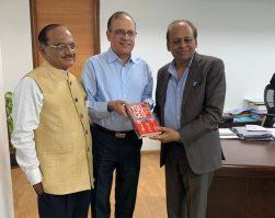 IBG Members Meeting with Shri Ajoy Mehta, Chief Secretary of Maharashtra in Mantralaya.