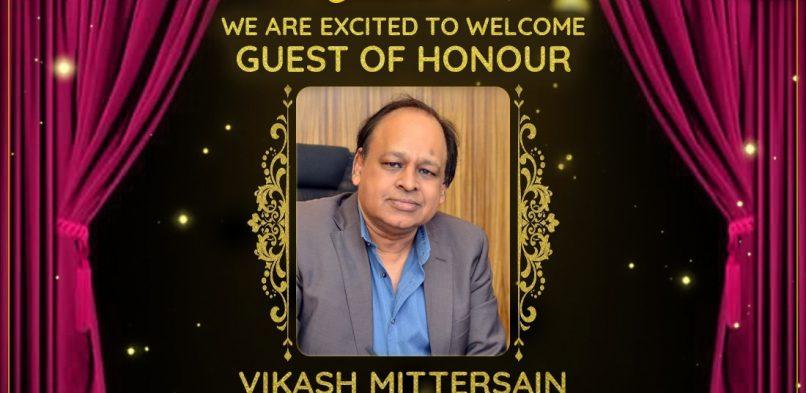 Mr. Vikash Mittersain – Guest of Honour – Brainy Beauty Season 3
