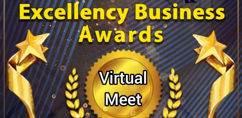 Vikash Sir presented by an award virtually in World Excellency Buisness Award 2021 IAWA on 19.09.2021